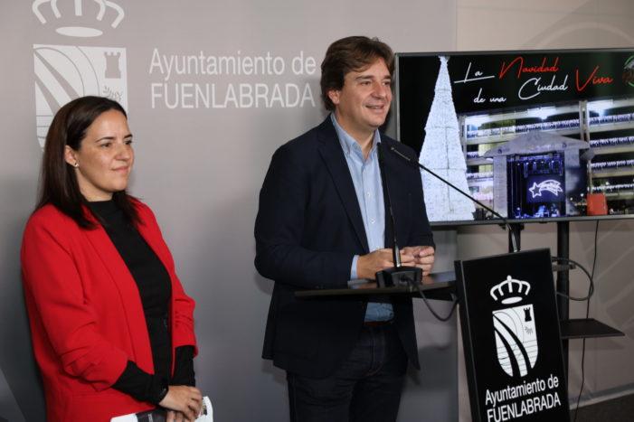Fuenlabrada presenta su #NavidadDeLaCultura que contará con más de 80 actividades