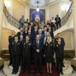 La Policía Nacional se reúne con diplomáticos de 20 países para impulsar el Plan Turismo Seguro