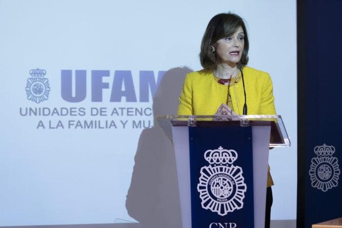 La Policía Nacional ha atendido a casi 35.000 víctimas de violencia de género y liberado a más de 450 víctimas de trata y explotación sexual en 2019