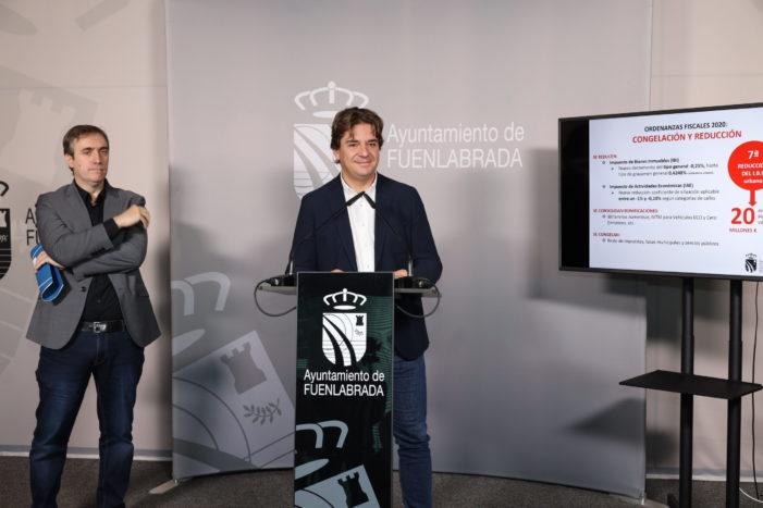 Fuenlabrada tendrá un presupuesto en el que 8 de cada 10 euros se dedicarán a ampliar derechos de ciudadanía y transformar la ciudad