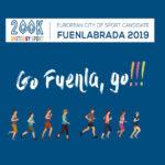 Gran Fiesta 'Go Fuenla, go' para despedir el año de Fuenlabrada como Ciudad Europea del Deporte